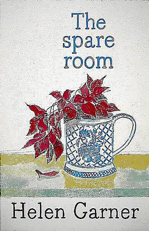 Image of the cover of Helen Garner's 'The Spare Room'