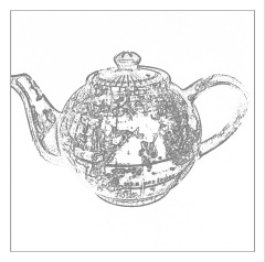 colonising teapot