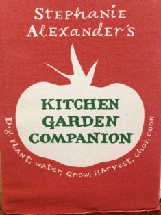 Kitchen Garden Companion, 2009